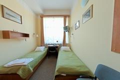 Pokój Dwuosobowy - hotel ALEF, Kraków